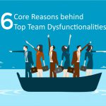 6 Core Reasons behind Top Team Dysfunctionalities