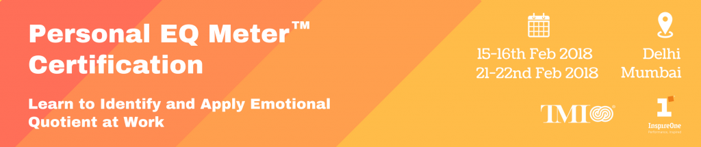 The Personal EQ Meter Certification