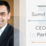 InspireOne Announces Appointment of Sumit Sahni as CEO and Partner