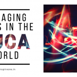 Managing Sales in a VUCA World