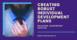 Creating Robust Individual Development Plans