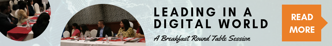 Digital Leadership Event